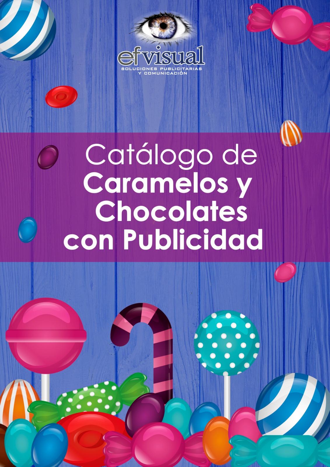 catálogo caramelos