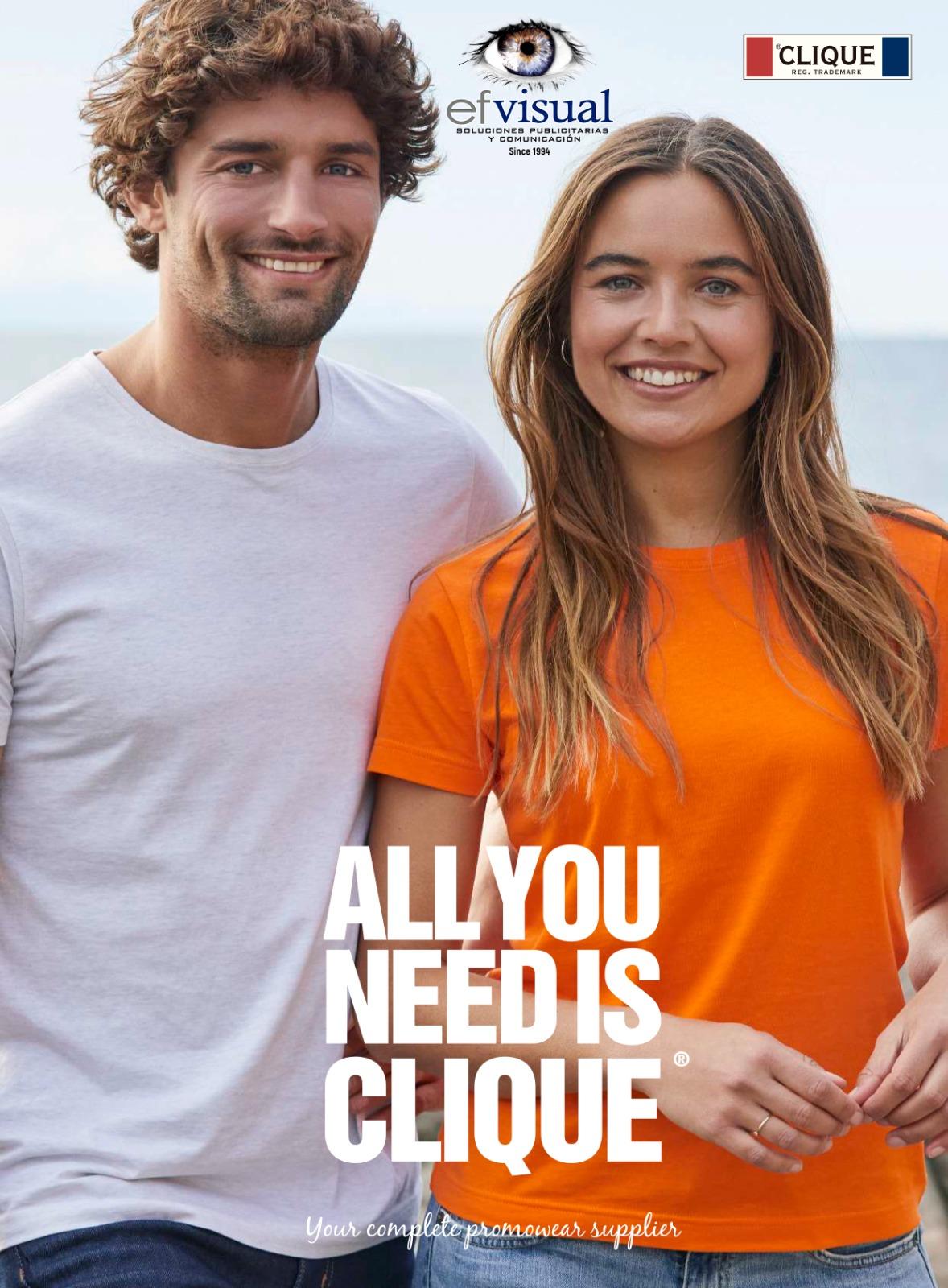 catálogo ropa clique