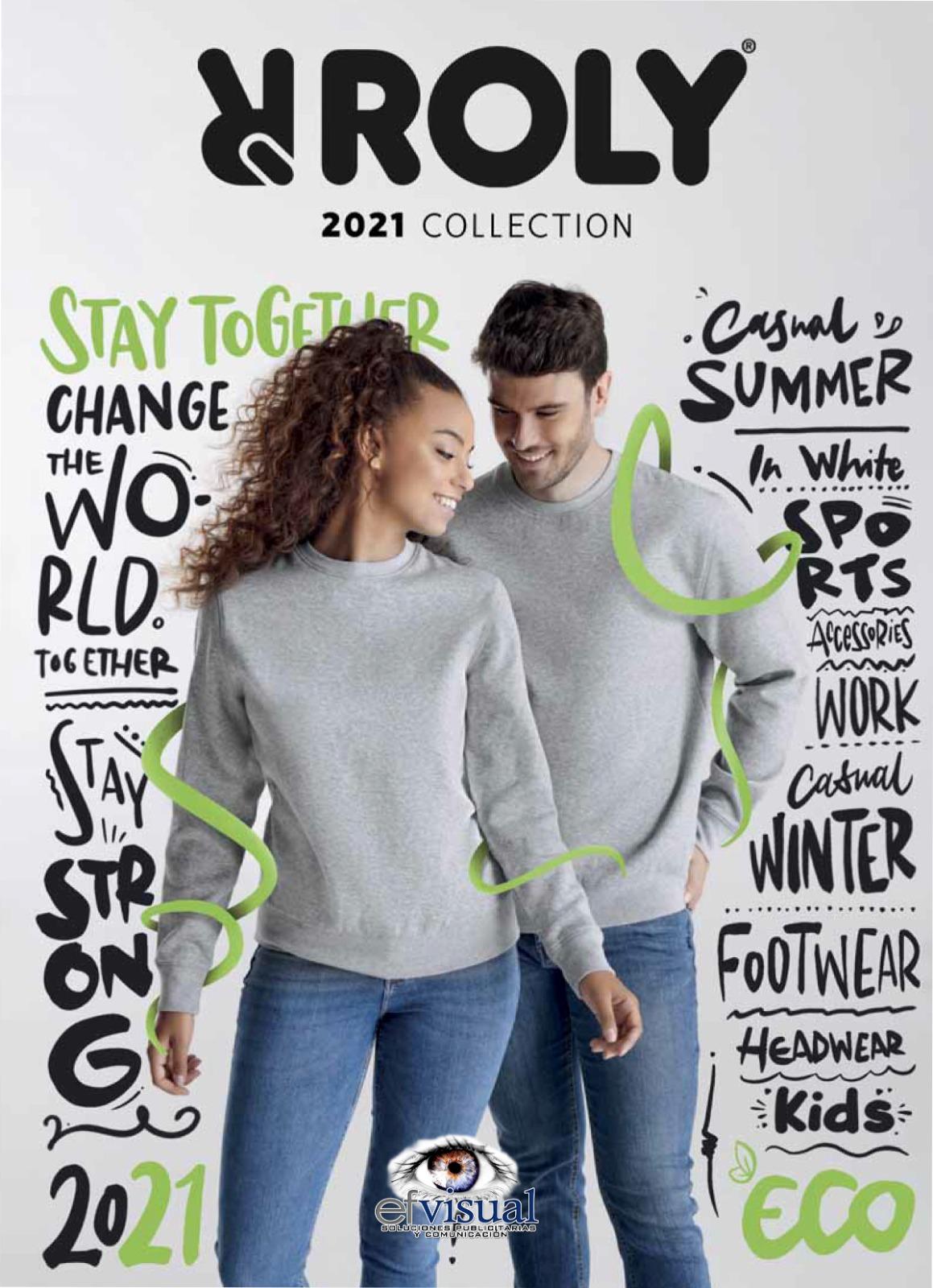 catálogo ropa